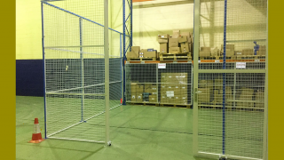 MeshSTOR-3m-Partition_sliding-door-gates-on-racking